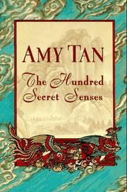 Cover of: The hundred secret senses | Amy Tan