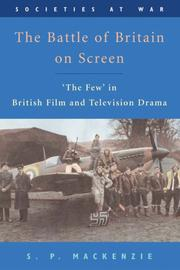 Cover of: The Battle of Britain on Screen