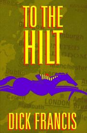 Cover of: To the hilt