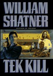 Cover of: Tek kill