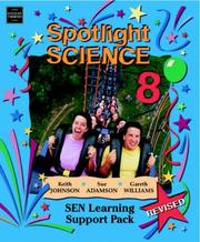 Cover of: Spotlight Science | diana mcguiness