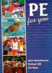 Cover of: Pe for You | John Honeybourne