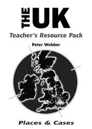 Cover of: Places and Cases Teacher's Resource Pack