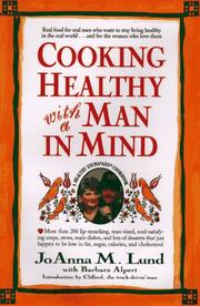 Cover of: Cooking healthy with a man in mind