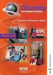 Cover of: Citizenship for Primary Schools | Stephanie Turner