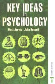 Cover of: Key Ideas in Psychology | Matt Jarvis