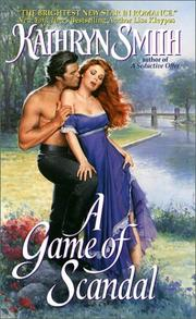Cover of: A Game of Scandal