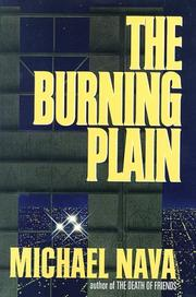 The Burning Plain by Michael Nava