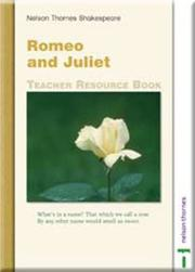 Cover of: Romeo and Juliet Teacher