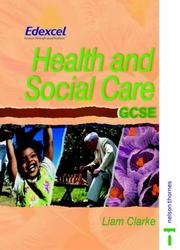 Cover of: Edexcel Health and Social Care GCSE