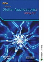 Cover of: Diploma in Digital Applications | Stephen Doyle