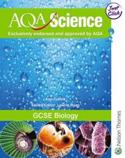 Cover of: Gcse Biology (Aqa Science) | Ann Fullick
