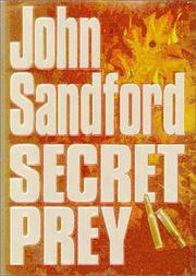 Cover of: Secret prey