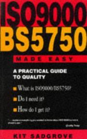Cover of: ISO 900/Bs5750 Made Easy