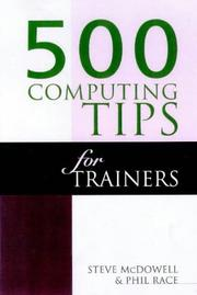 500 Computing Tips for Trainers (500 Tips Series)