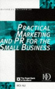 Cover of: Practical Marketing and PR for the Small Business (Business Enterprise)
