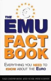 Cover of: The Emu Fact Book | Niki Chesworth