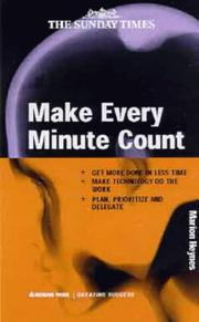 Cover of: Make Every Minute Count (Creating Success)