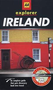 Cover of: Ireland (AA Explorer)
