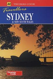 Cover of: Sydney and New South Wales