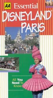Cover of: Essential Disneyland Paris