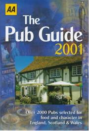 Cover of: The Pub Guide