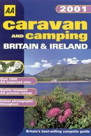 Cover of: Caravan and Camping Britain (AA Lifestyle Guides)