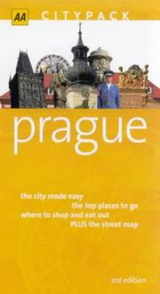 Cover of: Prague
