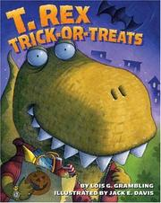 Cover of: T. Rex Trick-or-Treats