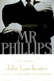 Cover of: Mr. Phillips