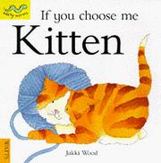 Cover of: Kitten (Early Worms)
