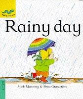 Cover of: Rainy Day (Early Worms) by Mick Manning, Brita Granstrom