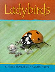 Cover of: Ladybirds (Minibeasts)