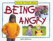Cover of: How Do I Feel About Getting Angry (How Do I Feel About...)