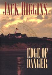 Cover of: Edge of danger
