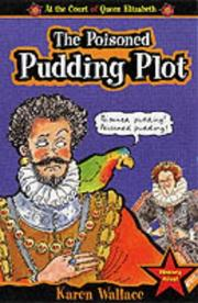 Cover of: The Poison Pudding Plot (Court of Queen Elizabeth)