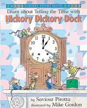 Cover of: Learn About Time with Hickory Dickory Dock (Nursery Rhyme Maths)