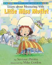 Cover of: Learn About Measuring with Little Miss Muffet (Nursery Rhyme Maths)