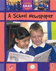 Cover of: A School Newspaper (Taking Part)