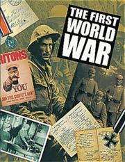 Cover of: The First World War (One Shot)