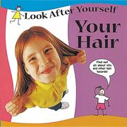 Cover of: Your Hair (Look After Yourself)