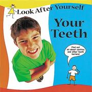 Cover of: Your Teeth (Look After Yourself)