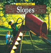 Cover of: Slopes (Simple Machines)