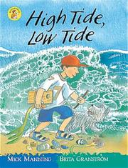Cover of: High Tide, Low Tide (Wonderwise Readers) by Mick Manning, Brita Granstrom