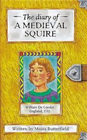 Cover of: Medieval Squire (History Diaries)