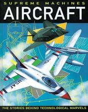 Cover of: Aircraft (Supreme Machines)