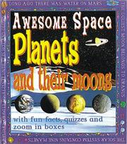 Cover of: Planets and Their Moons (Awesome Space)