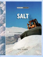 Cover of: Salt (Earth's Resources)
