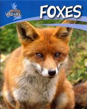Cover of: Foxes (British Wildlife)