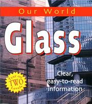 Cover of: Glass (Our World)